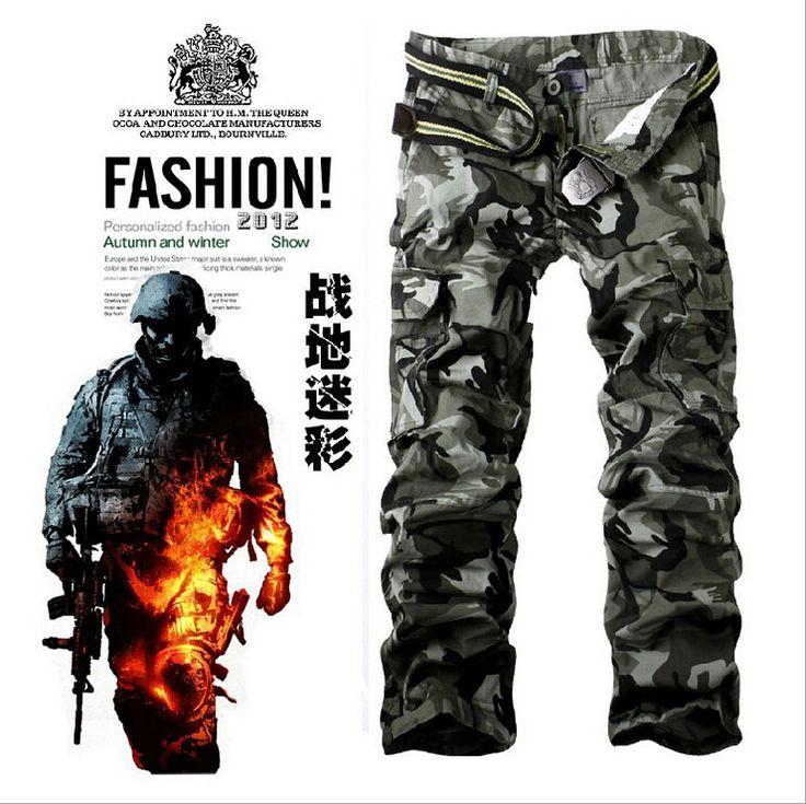 Дешевое Горячая высокое качество 100% хлопок комбинезоны камуфляж военные брюки широкий брюки мешковатые спортивные мужские мешковатые камуфляж брюки, Купить Качество Active Pants непосредственно из китайских фирмах-поставщиках:   [Xlmodel]-[Заказ]-[5460]   Приветствуем ваше прибытие               Внимание:                       Размер может быть