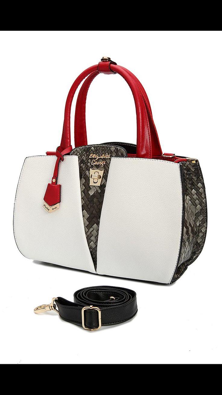 Elizabeth George Multicolor Bags www.egbags.com The New Bag Evolution