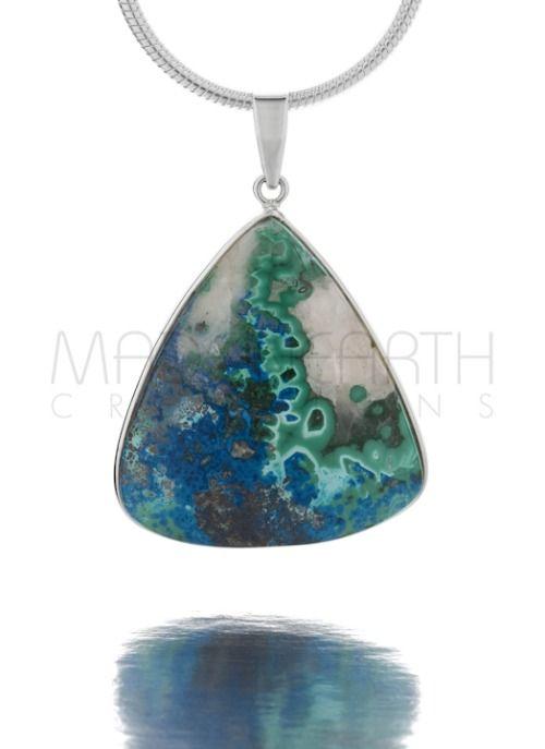 Azurite Malachite - the coral reef!