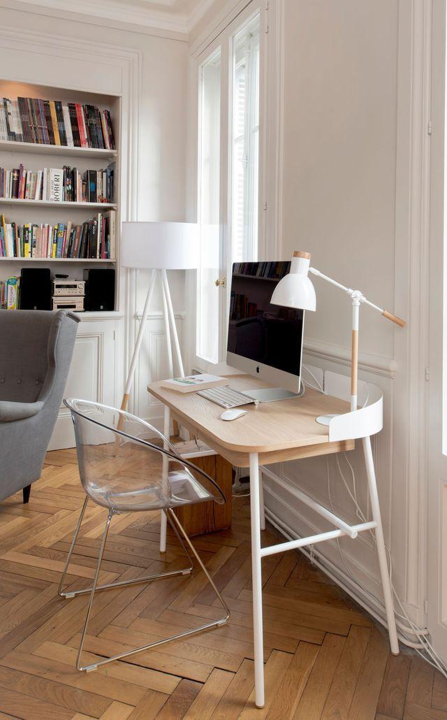 390 best Bureaux images on Pinterest Living room, Office spaces - comment organiser son appartement