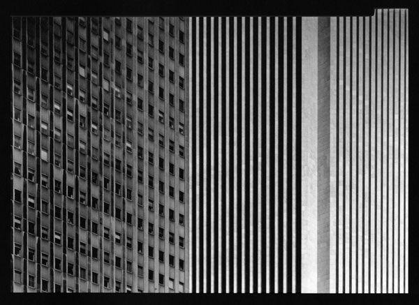 Barbara Crane - Chicago Loop