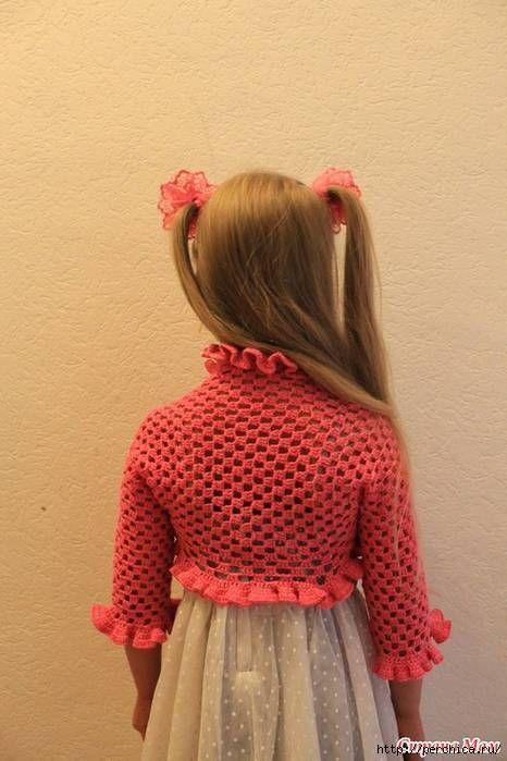 patrones de tejer bolero niño | TOPS-BOLEROS | Pinterest | Boleros y ...