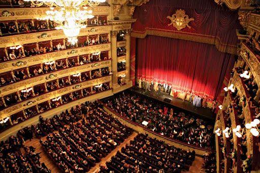9. La Scala Theatre