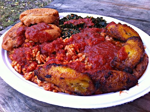 Wasota west african cuisine foodporn pinterest for African cuisine dishes