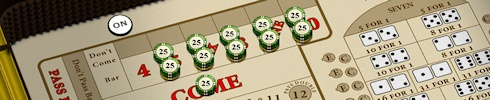 Best internet casino sites that feature high limit craps tables together with even more bonus offers suitable for dice game highrollers as bonuses or VIP cash back.