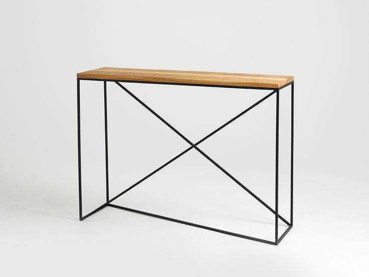 998 zł Minimalistyczna nowoczesna konsola Memo Wood
