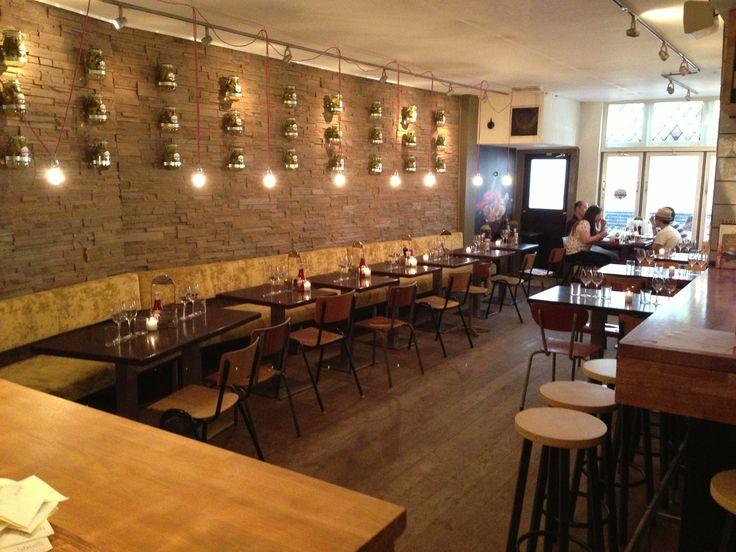 Firma Pickles Burgers Wines Restaurant Utrecht