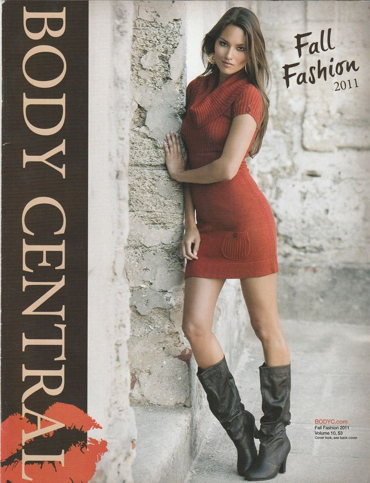 Body Central Clothes Catalog Magazine Fall Fashion 2011 VOL. 10 FREE SHIPPING | eBay