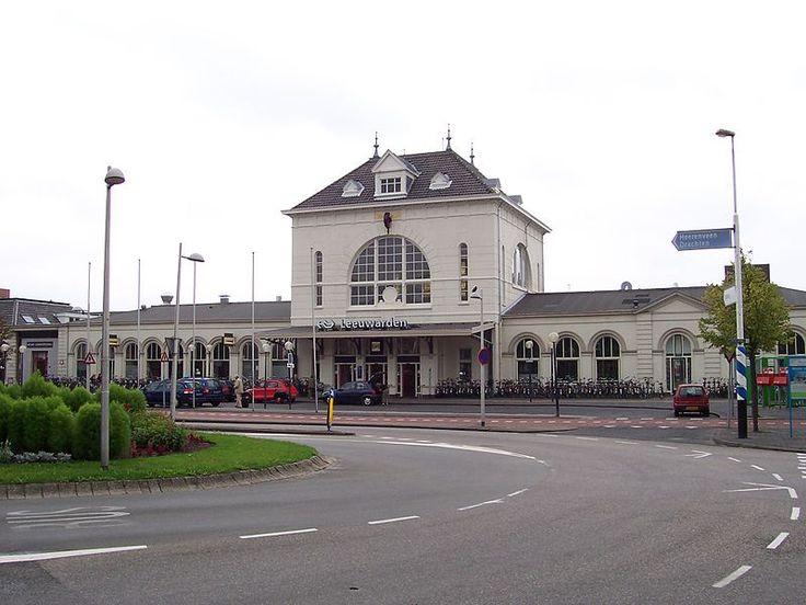 Leeuwarden Train Station THE NETHERLANDS | Railways - SkyscraperCity