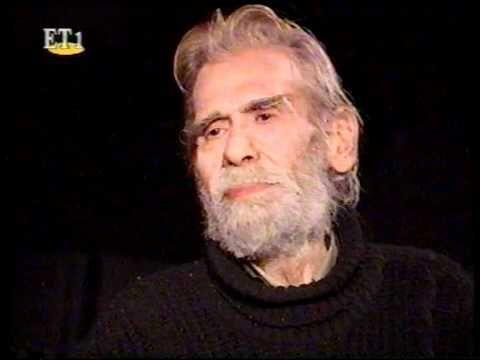 Ο Βασίλης Διαμαντόπουλος διαβάζει Καβάφη («Απολείπειν ο Θεός Αντώνιον»)