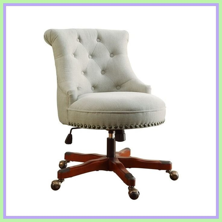 staples white armless office chair