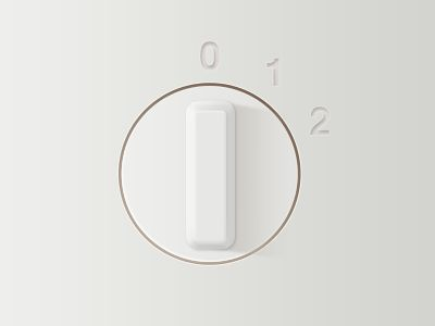 Round switch by iTu ☺