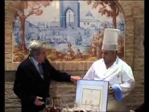 Entrega del Premio al mejor cocido Madrileño Cruz Blanca de Vallecas