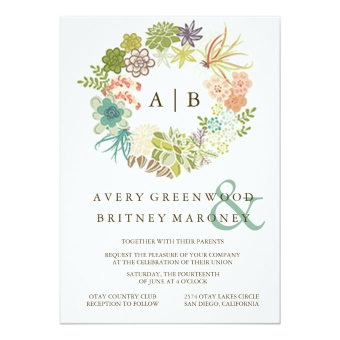 3878 best Teal Wedding Invitations images on Pinterest