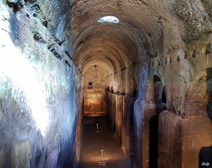 Il cisternone romano - Albano Laziale