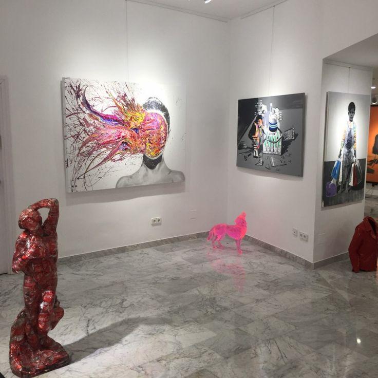 Banus Gallery ,Marbella, ES