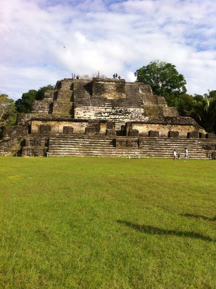 Altun Ha Mayan Ruins, Belize City, Belize