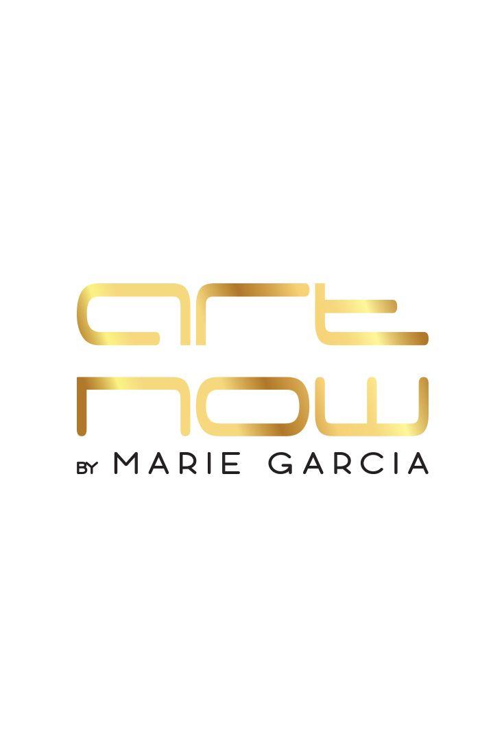 Logo réalisé pour un salon de coiffure. Jeux de deux typos