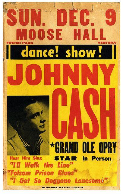 Dance! Show! Johnny Cash