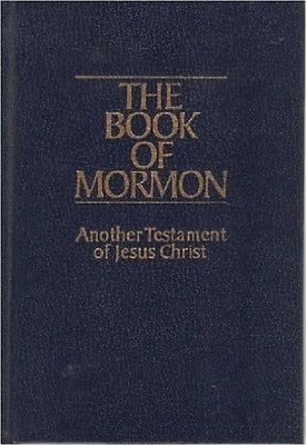 The Book of Mormon: Another Testament of Jesus Christ [Paperback]