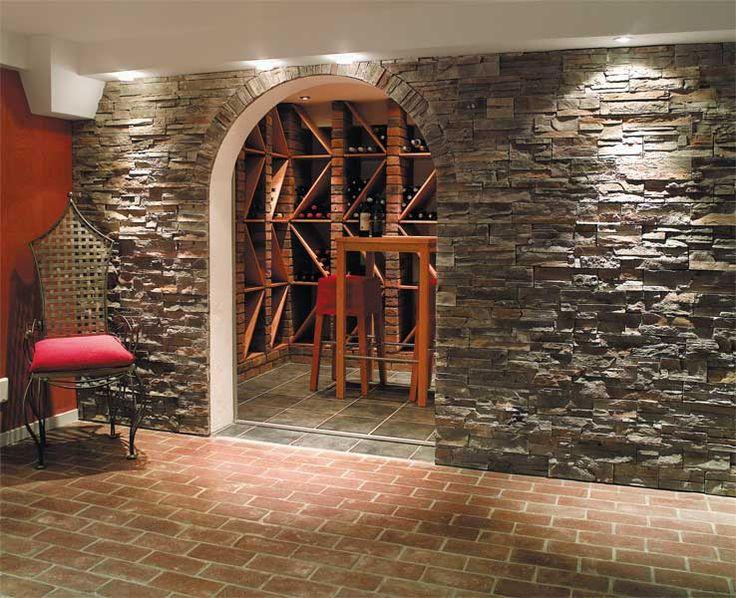 die besten 25 wandverkleidung steinoptik ideen auf. Black Bedroom Furniture Sets. Home Design Ideas
