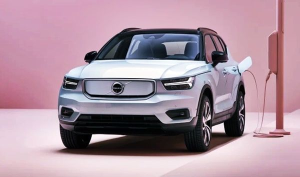 2021 Volvo Xc40 Recharge New Design Volvo All Electric Cars Volvo Cars