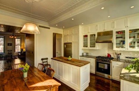 Strategies for The Comfortable Farmhouse Kitchen Style