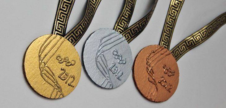 Manualidades sobre los Juegos Olímpicos para hacer con los niños este verano con motivo de las Olimpiadas de Río 2016