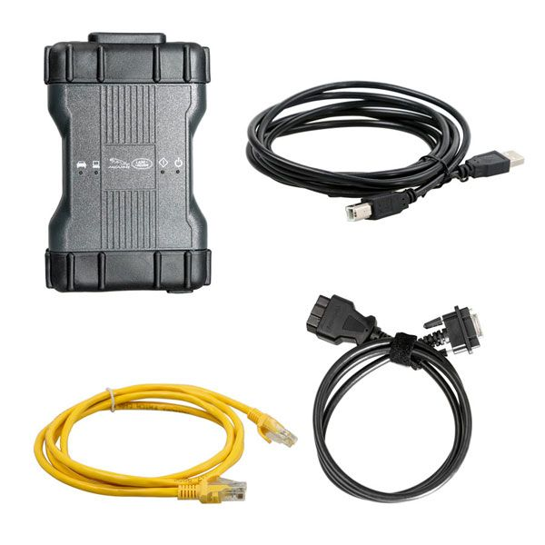 Jlr Doip Vci Sdd Pathfinder Interface Is The Latest Diagnostic