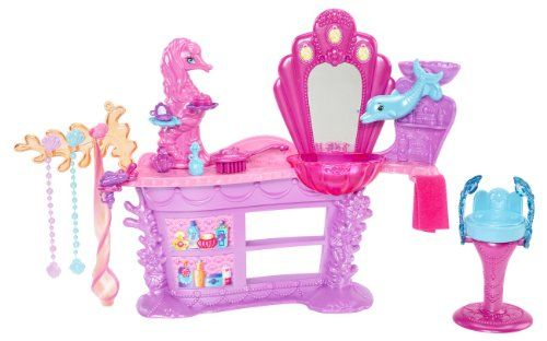 Barbie The Pearl Princess Mermaid Salon Playset Mattel http://www.amazon.com/dp/B00ERK598W/ref=cm_sw_r_pi_dp_L3jTtb1NGN84XT85