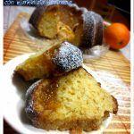 Ciambella+al+miele+con+marmellata+d'arancia