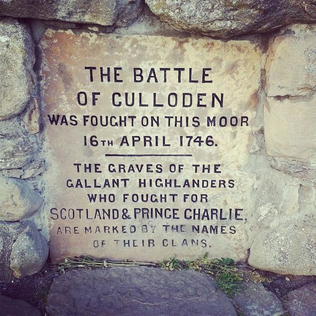 The Battle of Culloden 1746 | Scotland