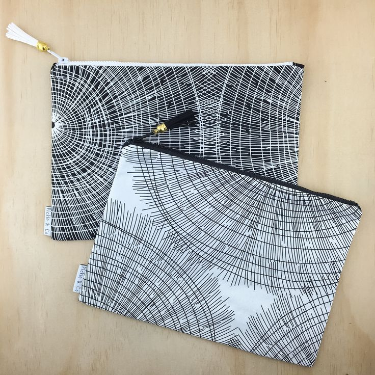 Beautifully handmade in Australia, Pickle & Co clutches