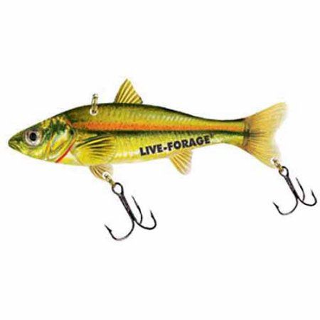 Northland Tackle Fish Fry Minnow Trap, 1/4 oz, Gold