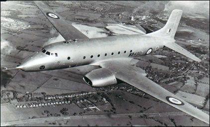 Avro 706 Ashton