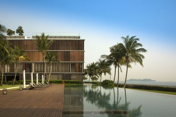 Seven Palms Sentosa Cove (Singapore) by Kerry Hill Architects.: