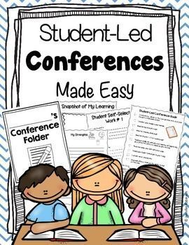 Student-Led Conferences Made Easy $