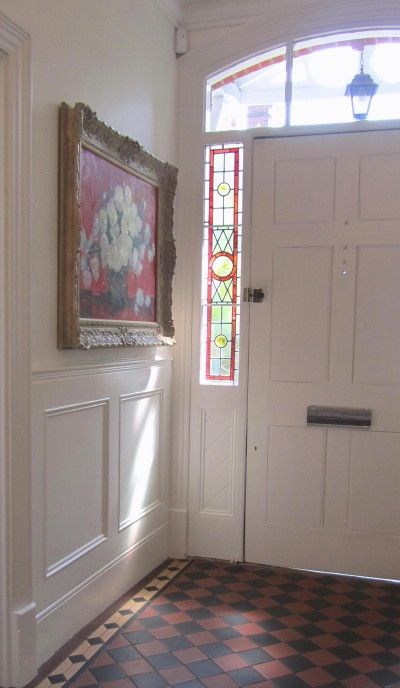 Wall Panelling Wood, Wall Panels, Painted,-Victorian Wall Panelling