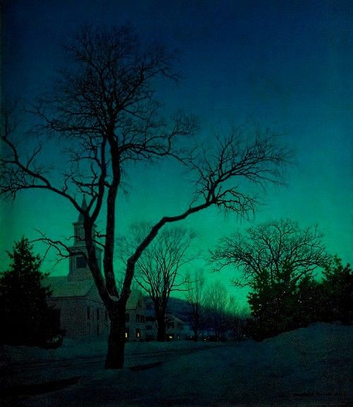 Maxfield Parrish--love his paintings