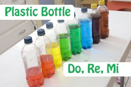 Do Re Mi Bottles from Life with Moore Babies