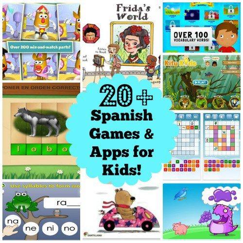 Spanish for kids - Learn Spanish for children