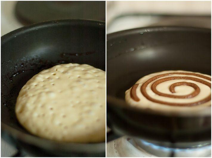Tarçın Rulo Pancake