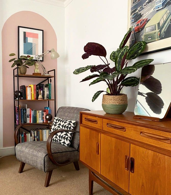 This Jindrich Halabala Chair Just Found Its New Home Mid Century London Living Room Living Room Room