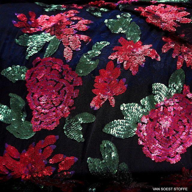 351e40faabbe0f Dieses Produkt im Detail betrachten: Stretch Blumen + Blätter mini ...