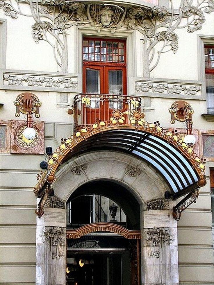 Hotel Central. Praga