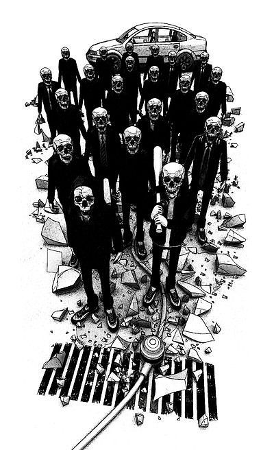 Digital Art by Sigied Himawan Yudhanto