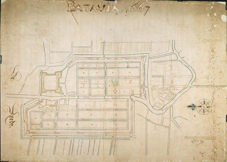 Map_of_Batavia 1667