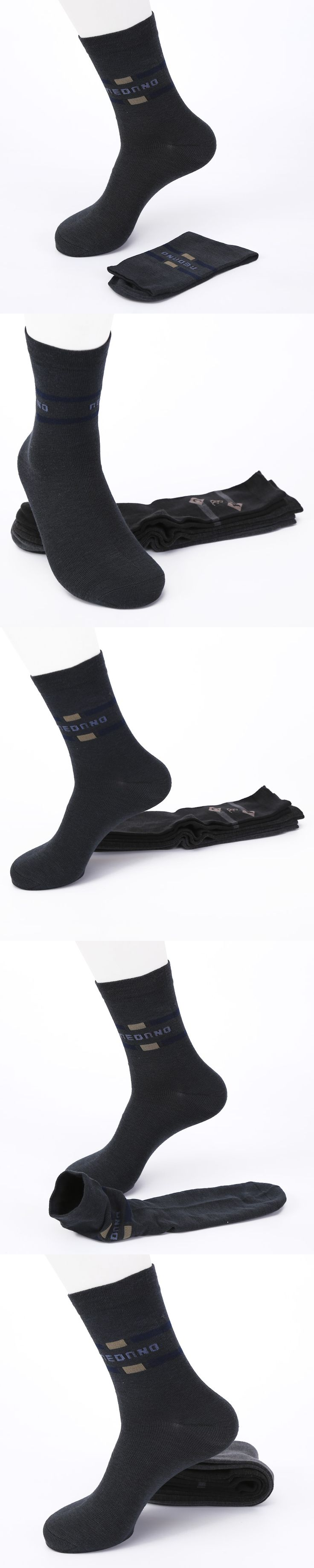 Mens Business Socks High Quality Simple Styles Casual with Hot Sale Long Socks For Men #011