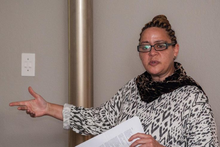 Dani's Photos: Event No 62 Blood Narrative with Khadija Tracey Heeger at The Tree House