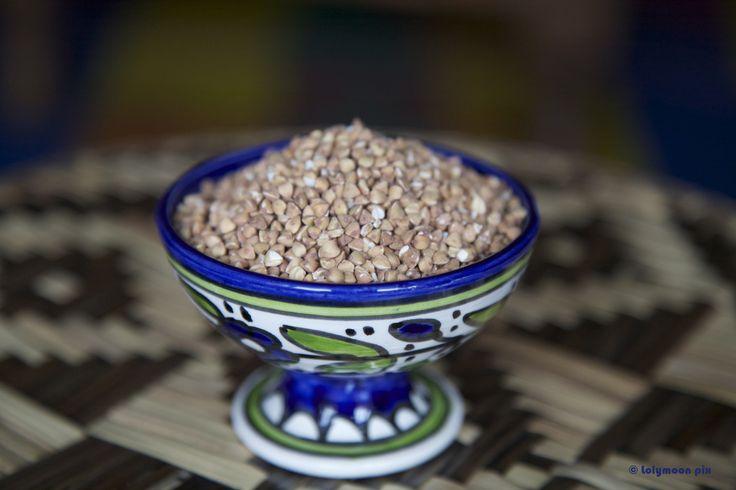 Sobacha ou Thé de Sarrasin